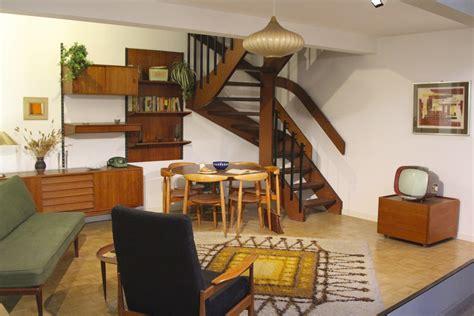 1950s living room 1950s living room geffrye museum london england