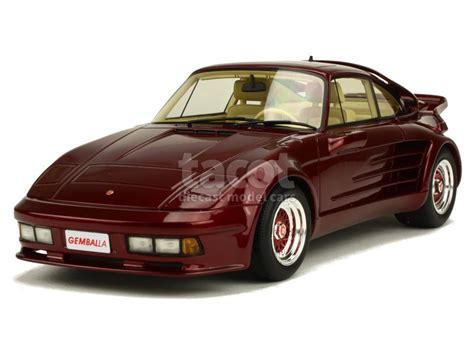 porsche gemballa 1986 bos porsche 911 turbo gemballa avalanche 1986 1 18 ebay