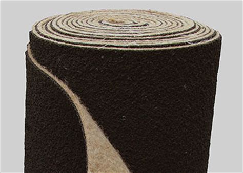 soundproofing rugs acoustic impact noise absorbing replacement carpet underlay