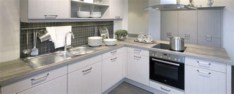 Shaped kitchens