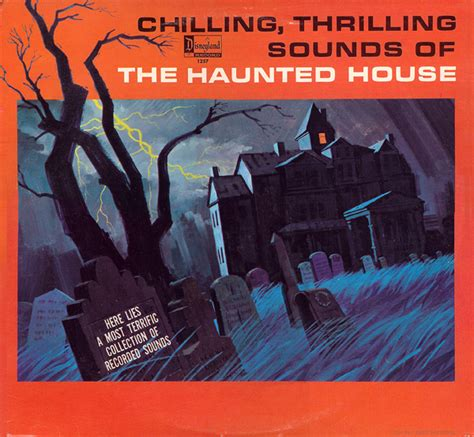 Various Chilling Thrilling Sounds Of The Haunted House Vinyl