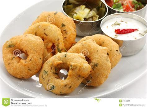 snack cuisine vada indian snack food stock image image of lentil