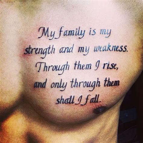 mens tattoos for family family tattoos for and inspiration