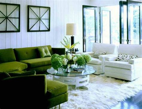 download black white and green living room ideas design