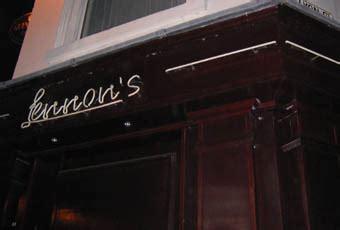 Kaos Lennon 01 lennon s southton hshire so14 0jd pub details beerintheevening