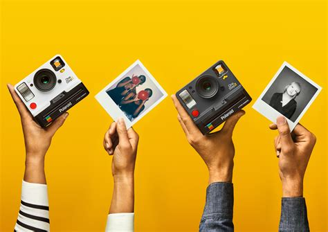 Polaroid Logo 2 polaroid originals the revival of the classic instant