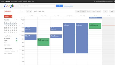Cgoogle Calendar How To Manage Small Business Calendars In The Cloud