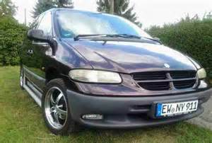Chrysler Grand Voyager Tuning Chrysler Grand Voyager 3 3 Mit T 252 V Tuning Und Die