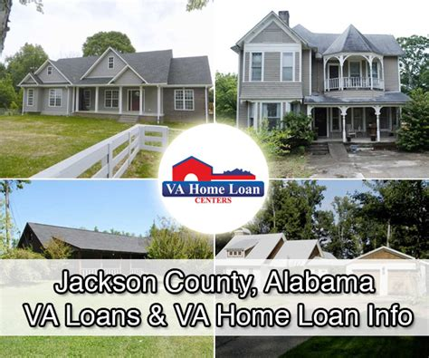 jackson county alabama va real estate loan information