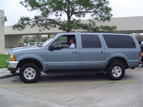2000 Ford Excursion Xlt by Things I Think I Think 2000 Ford Excursion Xlt 4x4 V10