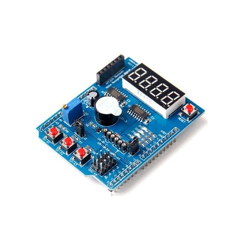 Expansion Board For Arduino Uno multifunctional expansion board shield kit based learning