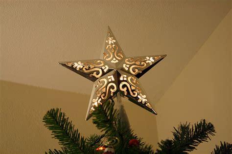christmas tree topper ten random facts