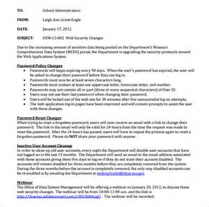 memo email template email memo template 11 free documents in pdf