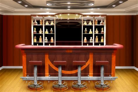 modern home bars custom home bar luxury bar and mirror set