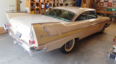 restoring a 1958 plymouth fury nothing to do with quot christine quot ebay motors