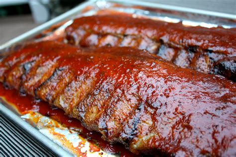 Bbq Kitchen Ideas by Oven Baked Dr Pepper Baby Back Ribs Home Amp Garden Do It
