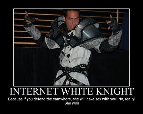 White Knight Meme - image 452272 white knight know your meme