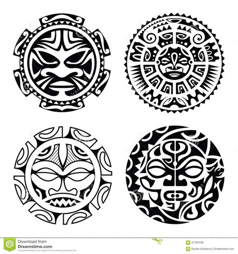 polynesian sun tattoo designs 18 new hawaiian designs