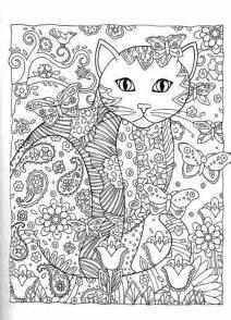 78 ideen zu ausmalbilder katzen auf pinterest zentangle