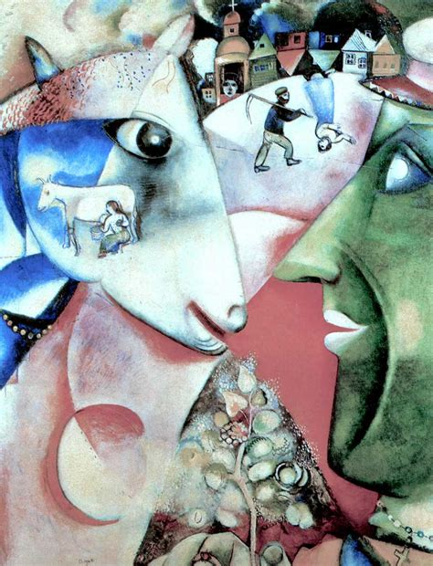 I Marc by Marc Chagall I And The Www Pixshark Images