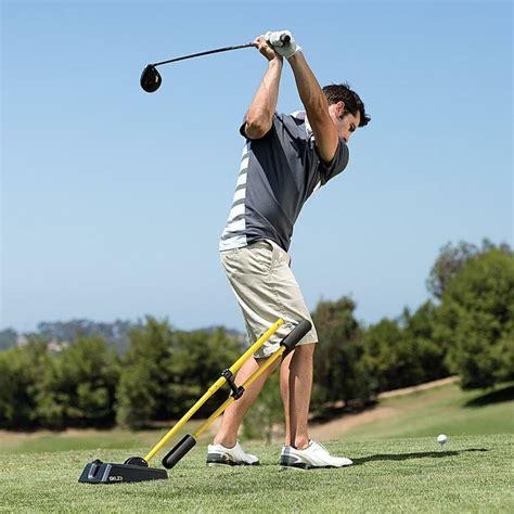 golf swing training aids reviews sklz all in one swing trainer by sklz golf golf training