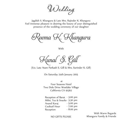Wedding Card Invitation Wordings In by Looking For Wedding Card Wordings