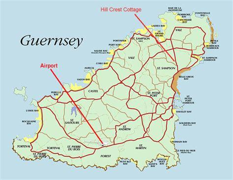 0004490363 carte touristique jersey en carte g 233 ographique et touristique de guernesey saint