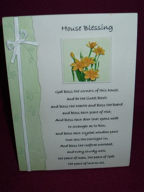 house blessing religious items southern cross church supplies