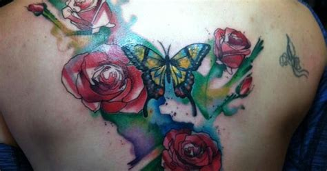 watercolor tattoo grand junction justin nordine at canvas grand junction co