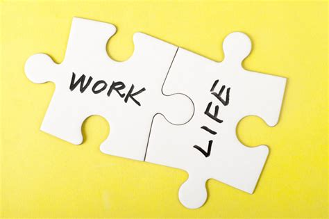 the life and works redefining work life balance recruitingblogs