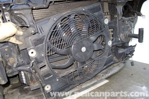 Spare Part Bmw E39 bmw e39 5 series cooling fan replacement 1997 2003 525i