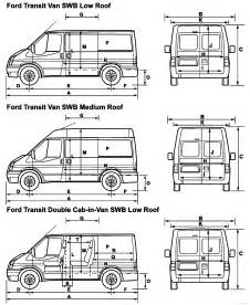 Ford Transit Connect Dimensions Ford Ford Transit Picture 10 Reviews News Specs
