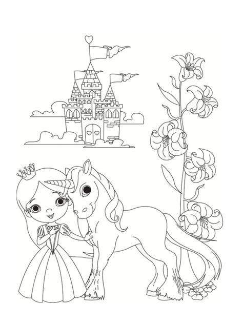 Coloriage Licorne 20 Mod 232 Les 224 Imprimer Gratuitement Dessin Coloriage Pour Bebe