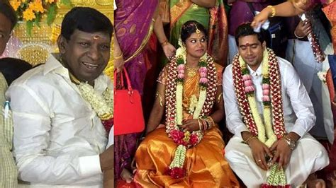 actor ganesh daughter actor vadivelu second daughter karthika marriage video