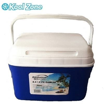 Cooler Box 3 Liter 4 5 liter 4 75qt cooler box chest brentwood