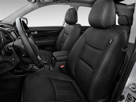 How Many Seats In A Kia Sorento Image 2013 Kia Sorento 2wd 4 Door V6 Sx Front Seats Size