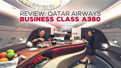 review qatar airways business class   doha  atlanta inaugural flight al mourjan