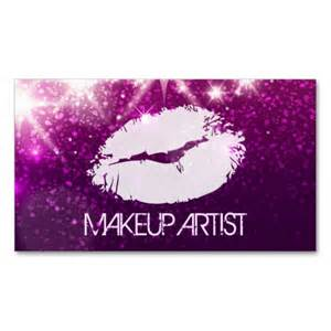 exles of makeup artist business cards makeup artist business cards exles 1st class cards