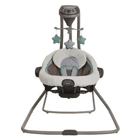 swing and bouncer in one graco duetconnect lx swing bouncer how to safety car