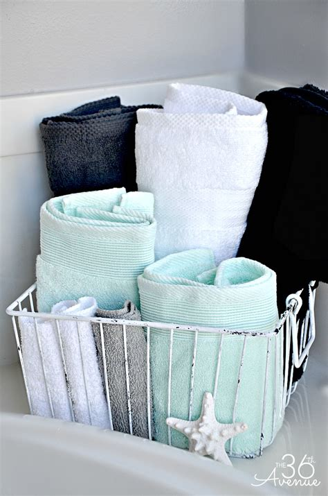 decorative bath towel storage 20 cool bathroom decor ideas that you are going to love