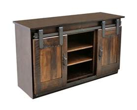 Barn Yard Doors Sliding Barn Door Tv Stand Craft Furniture