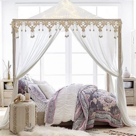 white queen canopy bed best 25 canopy bed frame ideas on pinterest canopy for