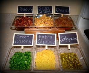 Macaroni Bar Toppings by Mac And Cheese Toppings Finom