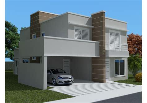 modelo de casa cgl condominios fechados
