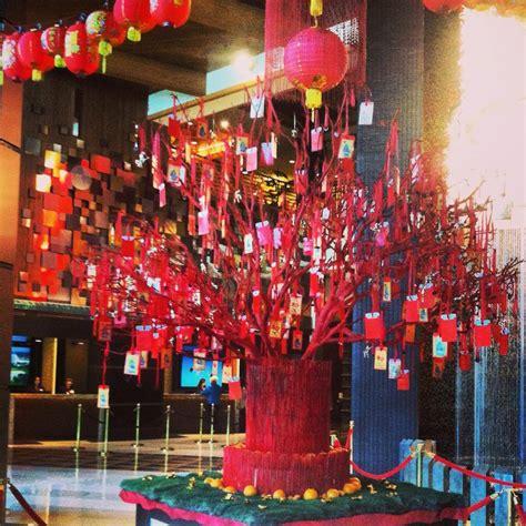 new year hotel decoration celebrating lunar new year at pechanga resort global