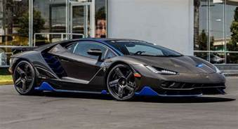 How Many Lamborghini Aventadors Been Made Lamborghini Delivers The Centenario In The U S