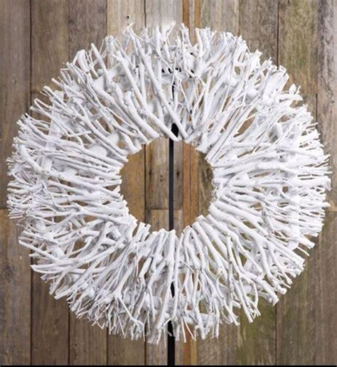 diy twig wreath twig wreath christmas pinterest