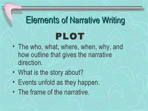 What Is A Narrative Essay by Narrative Writing