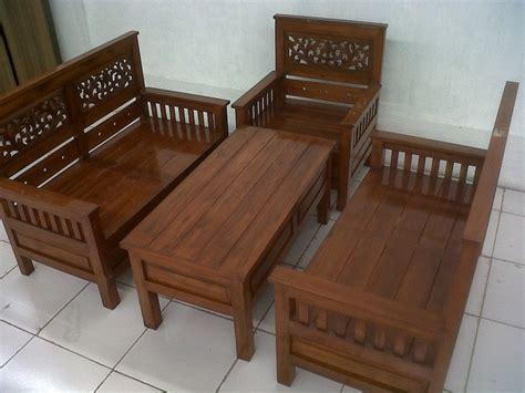 Kursi Kayu Untuk Ruang Tamu 21 model kursi tamu kayu jati minimalis terbaru 2018 dekor rumah