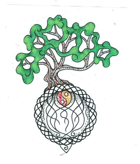 celtic tattoo inspiration celtic tree of life tattoo inspiration pinterest